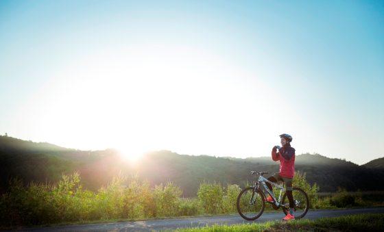 【ピッキオ】自転車で巡る夜明けのバードウォッチング