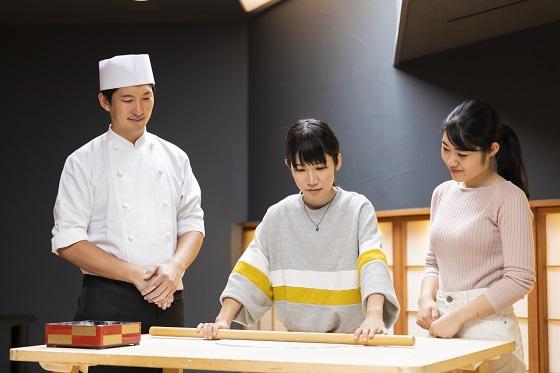 res_【星野エリア】蕎麦打ち体験1